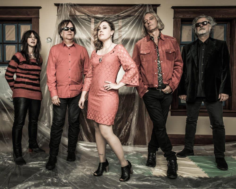 The band Filthy Friends. (Courtesy Kill Rock Stars)