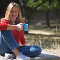 Joyce Maynard (Credit: Jim Barringer)