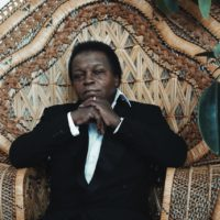 Musician Lee Fields. (Courtesy Sesse Lind)