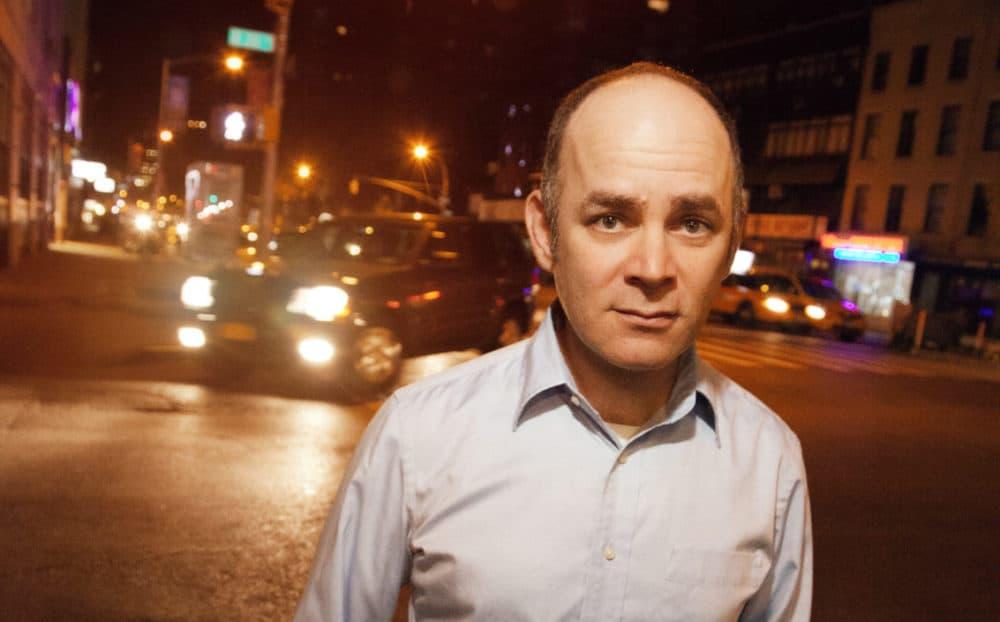 Todd Barry - Whiplash - April 9, 2012