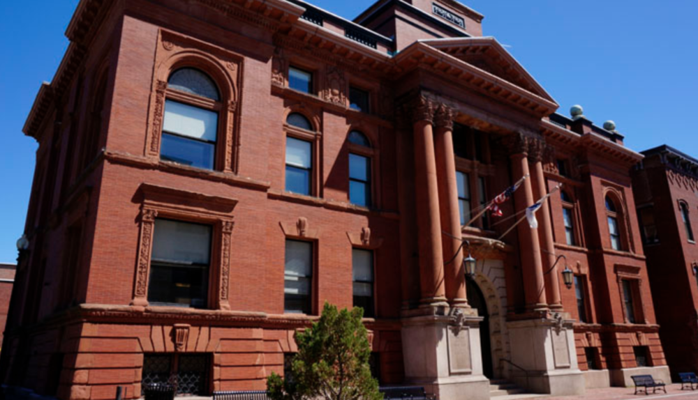 Essex County Superior Court in Lawrence. (Courtesy the Commonwealth of Massachusetts)