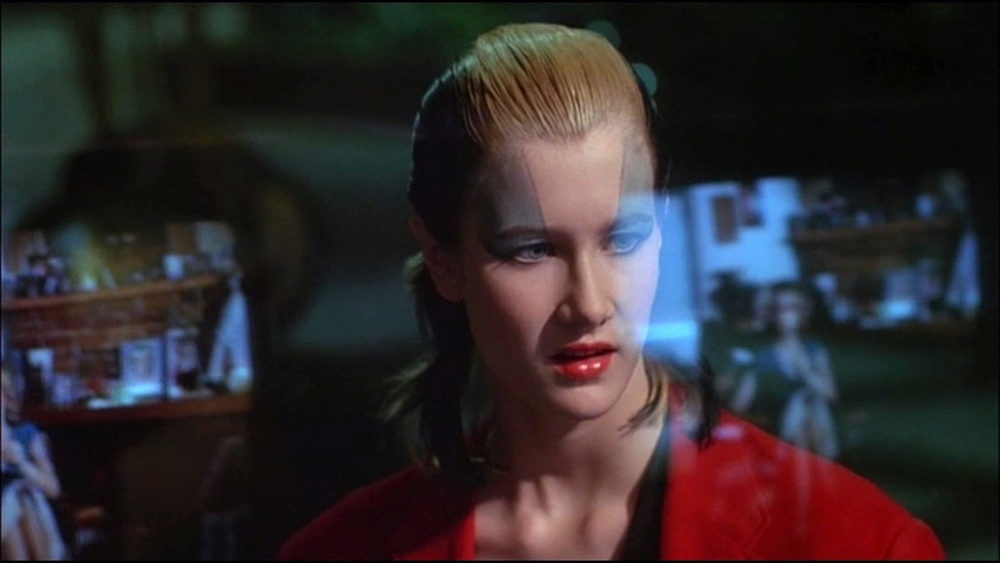 """Laura Dern as Jessica McNeil in the film """"Ladies and Gentlemen, the Fabulous Stains."""" (Courtesy Somerville Theatre)"""