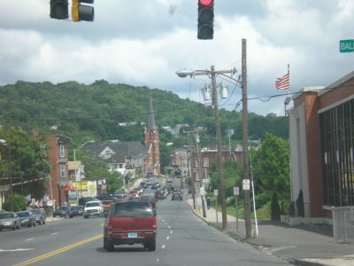 Fifty people were arrested Friday, May 17, in a large drug and gun bust in Waterbury, Connecticut. (Courtesy Dylan)