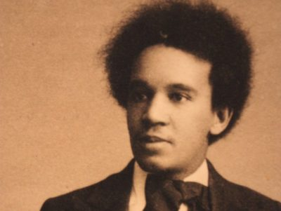 Composer Samuel Coleridge-Taylor (Courtesy Wikimedia Commons)
