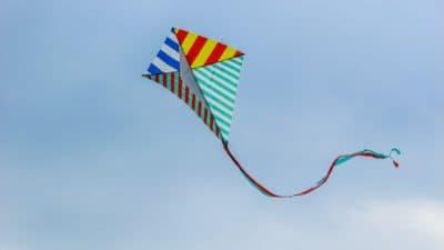 This year, the Kite And Bike Festival turns 50. (Dimitris Vetsikas/Pixabay)