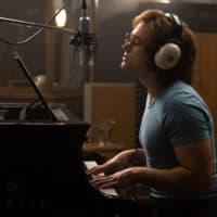 "Taron Egerton as Elton John in ""Rocketman."" (Courtesy Paramount Pictures)"