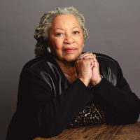 """Toni Morrison in """"The Pieces I Am."""" (Courtesy Timothy Greenfield-Sanders/Magnolia Pictures)"""
