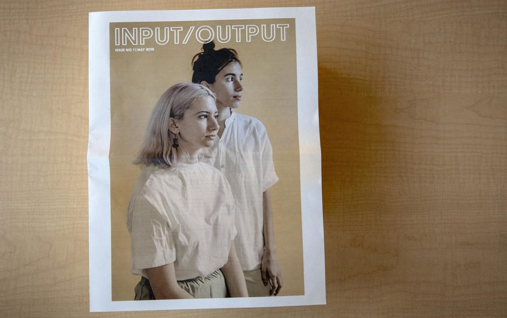Input/Output Magazine Makes Space For Experimental Music And