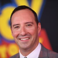 """Tony Hale arrives for the world premiere of """"Toy Story 4"""" in Hollywood, Calif. (Valerie Macon/AFP/Getty Images)"""