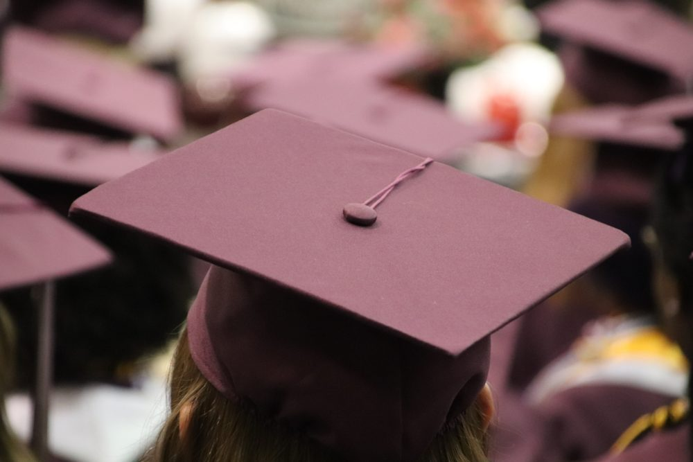 "This year, some college and high school graduates have been calling themselves not the Class of 2019, but the ""Class of Zero."" (McElspeth/Pixabay)"