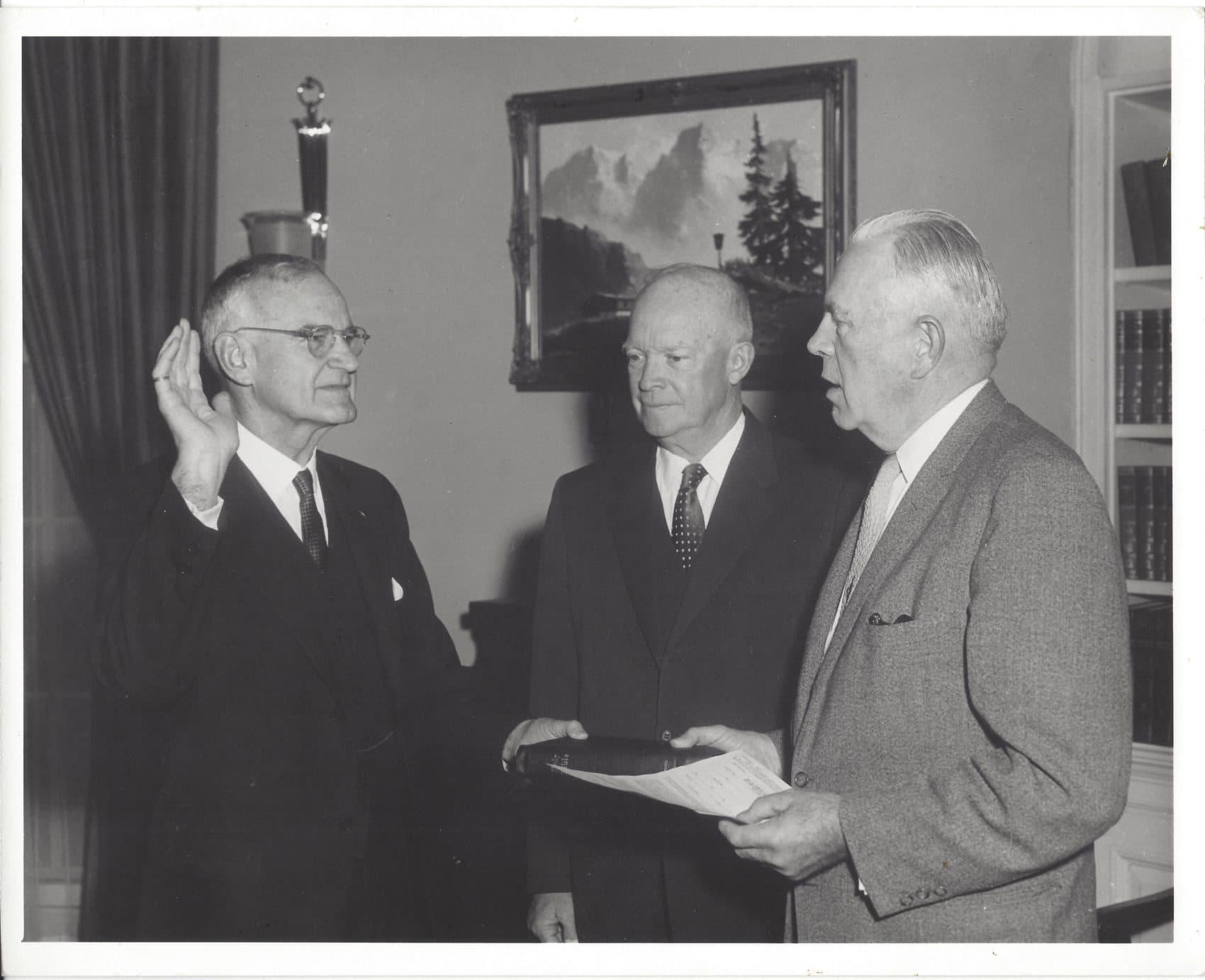 Eisenhower gays and lesbians