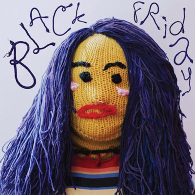 "Album art for Palehound's ""Black Friday."" (Courtesy)"