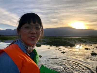 Shirley Wang is currently living in Bolivia, where she's spending time writing. (Courtesy Shirley Wang)