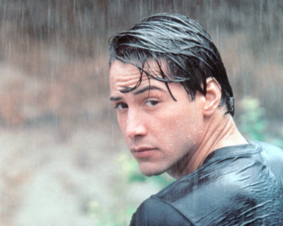 "Keanu Reeves in ""Point Break"" (1991). (Courtesy Twentieth Century Fox/Photofest)"
