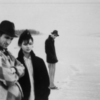 """A still from Jim Jarmusch's """"Stranger Than Paradise."""" (Courtesy Brattle Theatre)"""