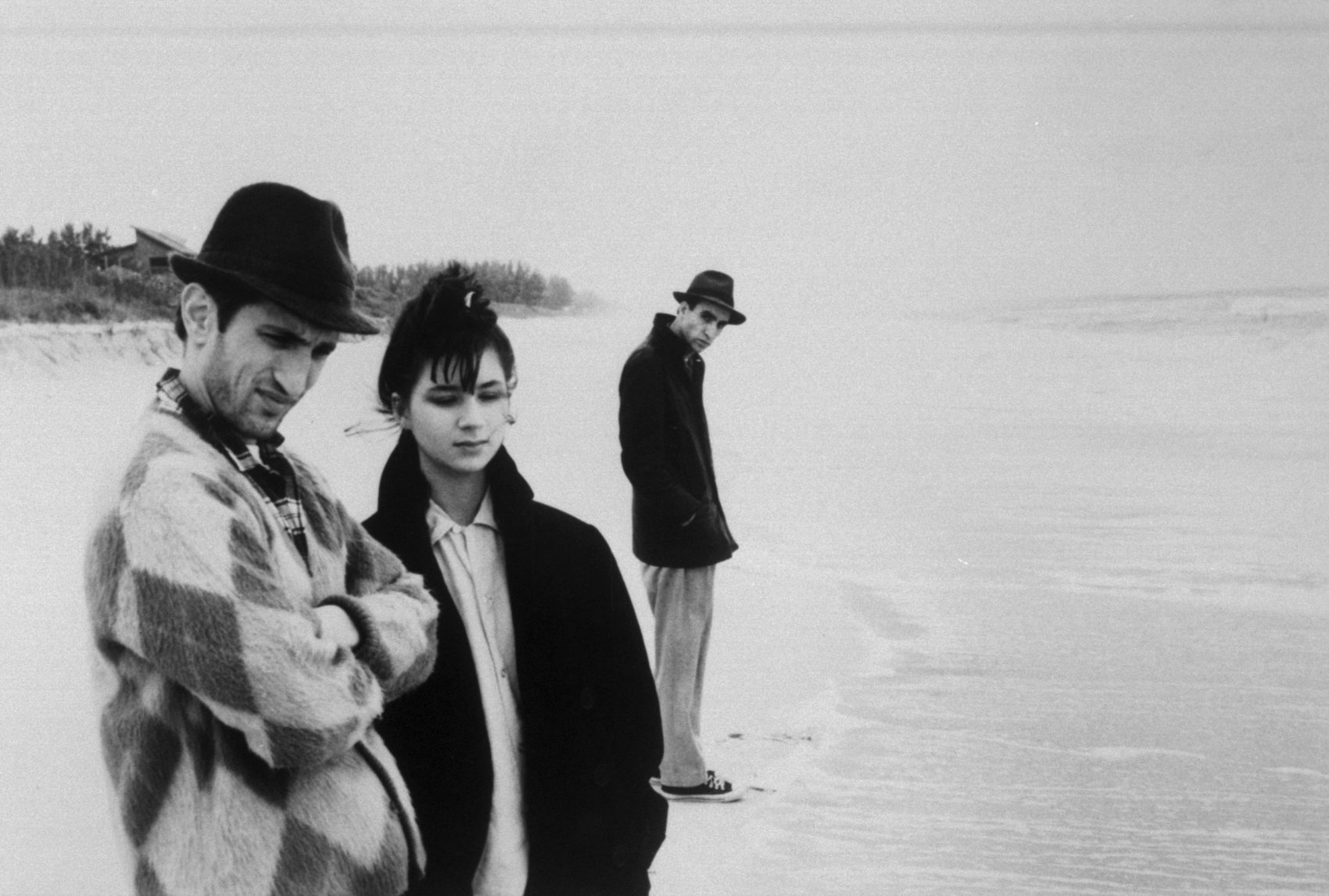 "A still from Jim Jarmusch's ""Stranger Than Paradise."" (Courtesy Brattle Theatre)"