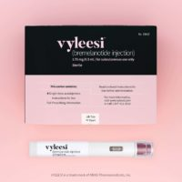 The new female desire drug, Vyleesi (Courtesy of AMAG Pharmaceuticals)