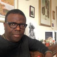 Afro-Cuban hip-hop producer Pablo D. Herrera Veitia. (Courtesy Harvard)