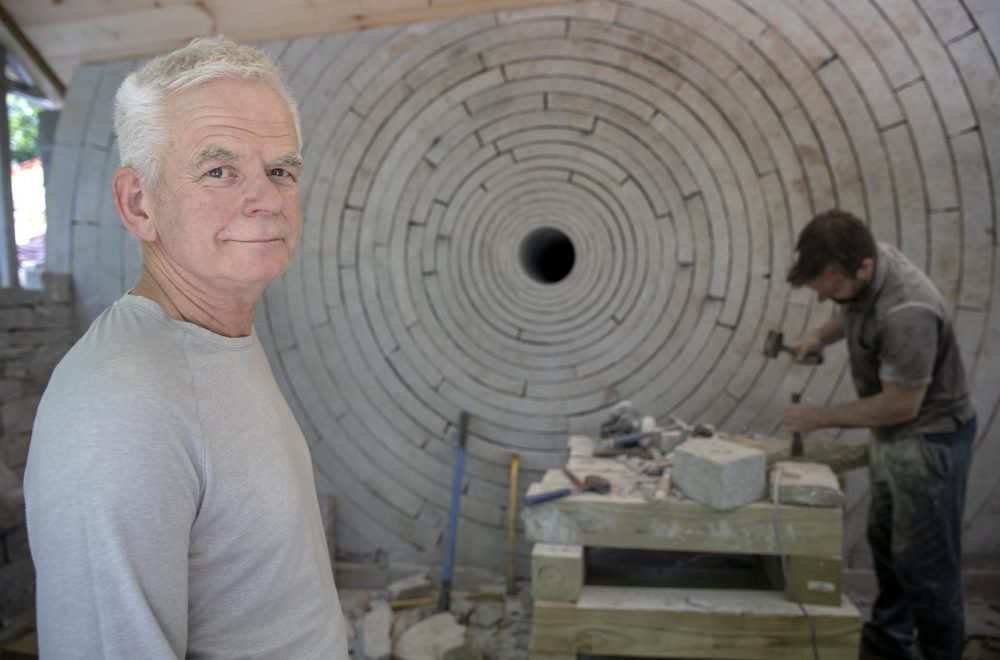 Donate Your Car >> How A Drain Hole Inspired Land Artist Andy Goldsworthy's ...