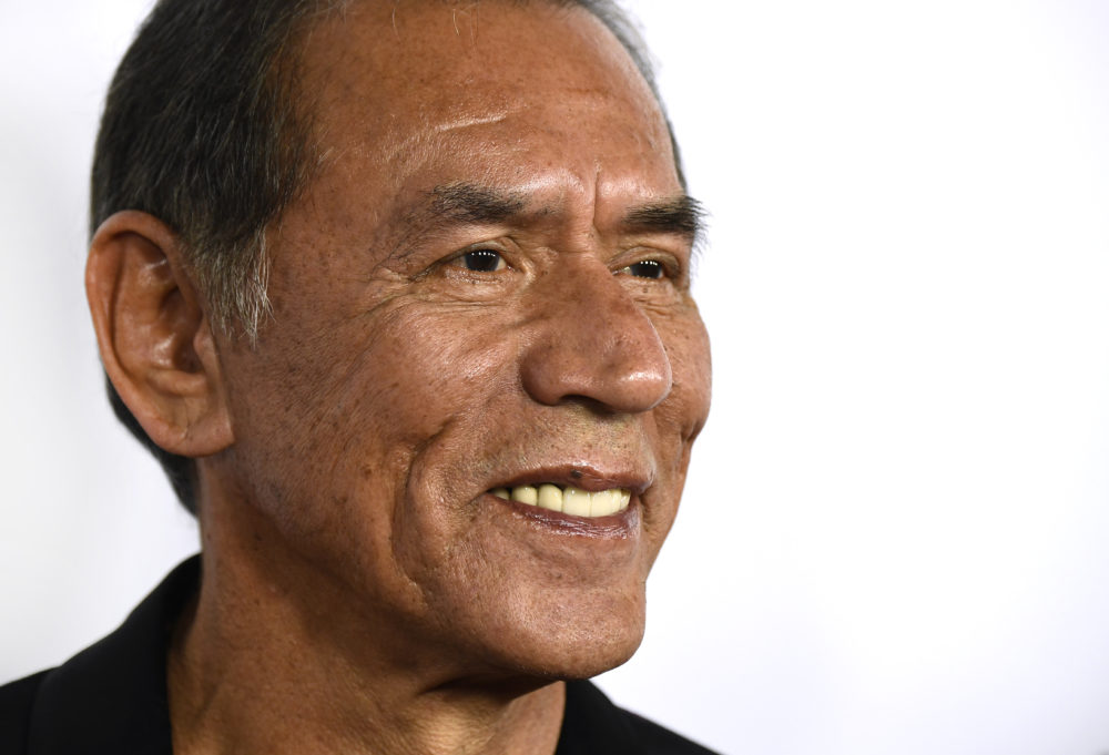 What Does Oscar Mike Mean >> Native American Actor Wes Studi Set To Make History With
