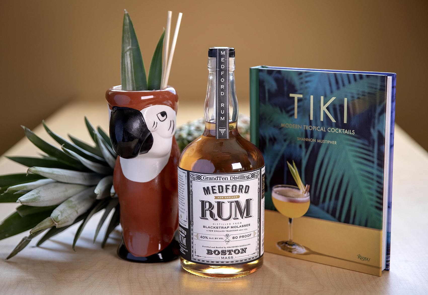 Soak Up Island Vibes This Summer With Homemade Tiki Drinks Radio