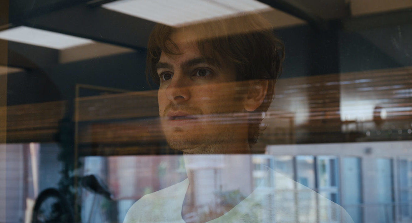 """Andrew Garfield as Sam in David Robert Mitchell's """"Under the Silver Lake."""" (Courtesy A24)"""