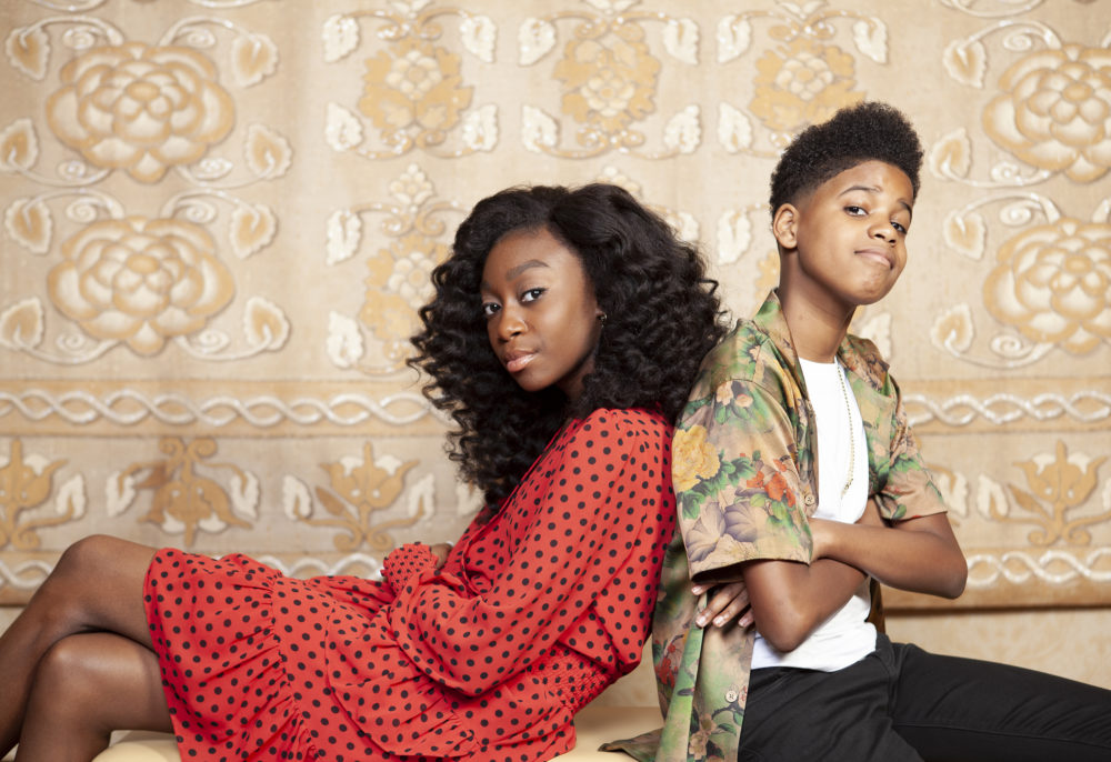 Meet The Young Stars Of Disney S New Lion King Here Now