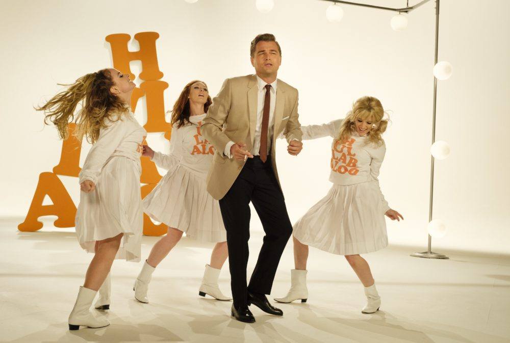 """Leonardo DiCaprio stars as Rick Dalton in Quentin Tarantino's """"Once Upon a Time in Hollywood."""" (Courtesy Sony Pictures)"""