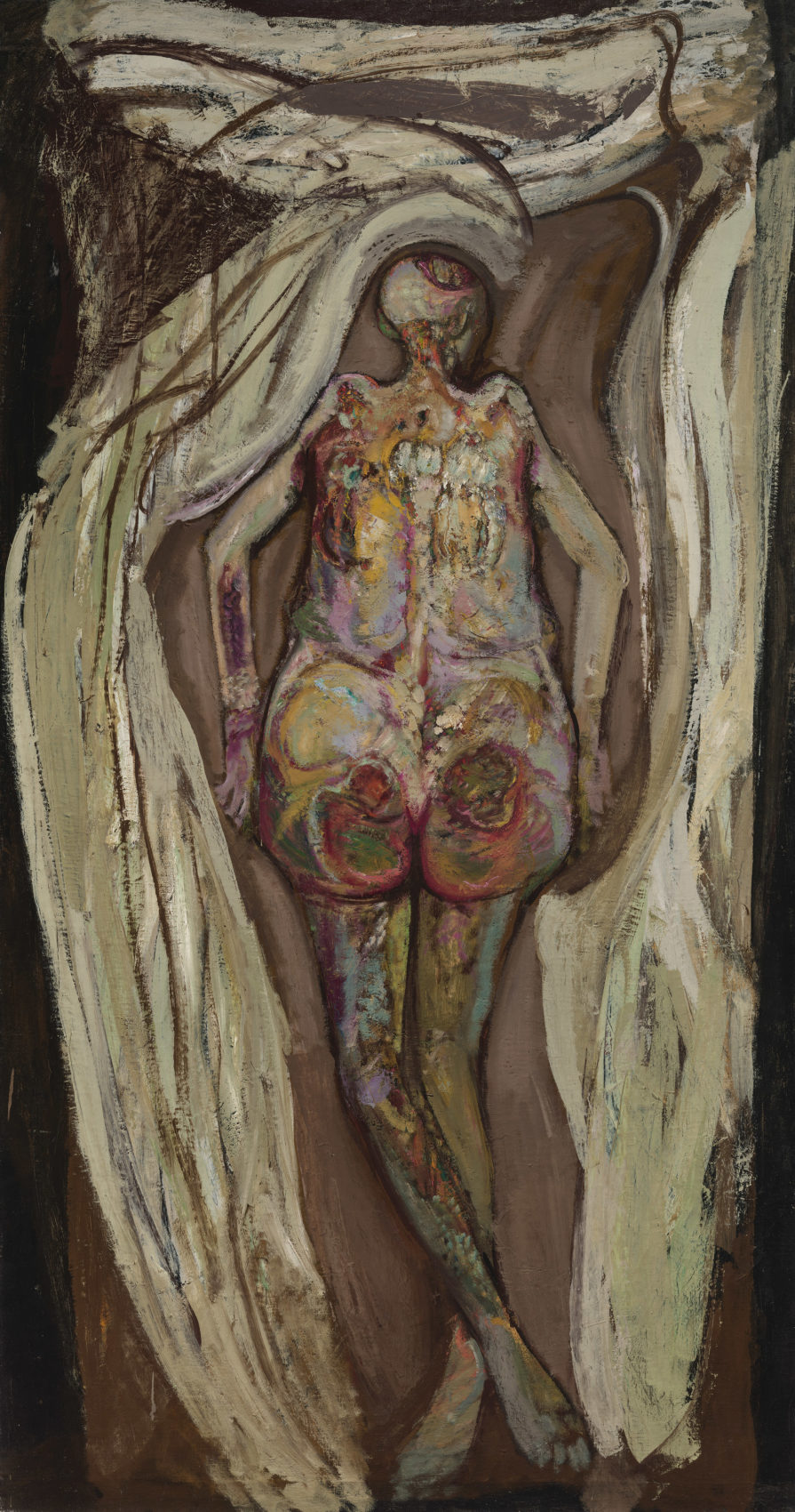 Body Painting Show >> The Horrifying Beauty Of Hyman Bloom's Paintings | The ARTery