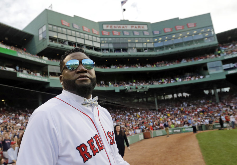 Ortiz glad to be home after hospital release