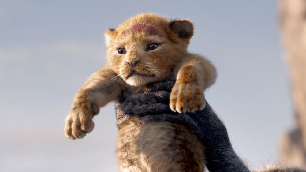 "JD McCrary voices Young Simba in the live-action remake of ""The Lion King."" (Courtesy Disney Enterprises, Inc.)"