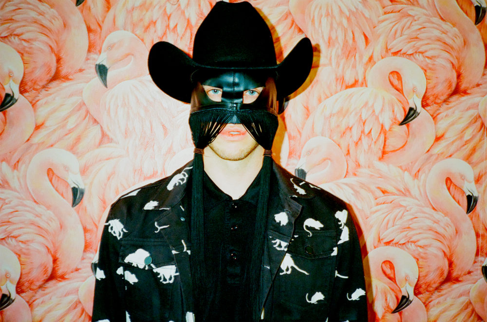 Canadian country musician Orville Peck (Photo by Carlos Santolalla)