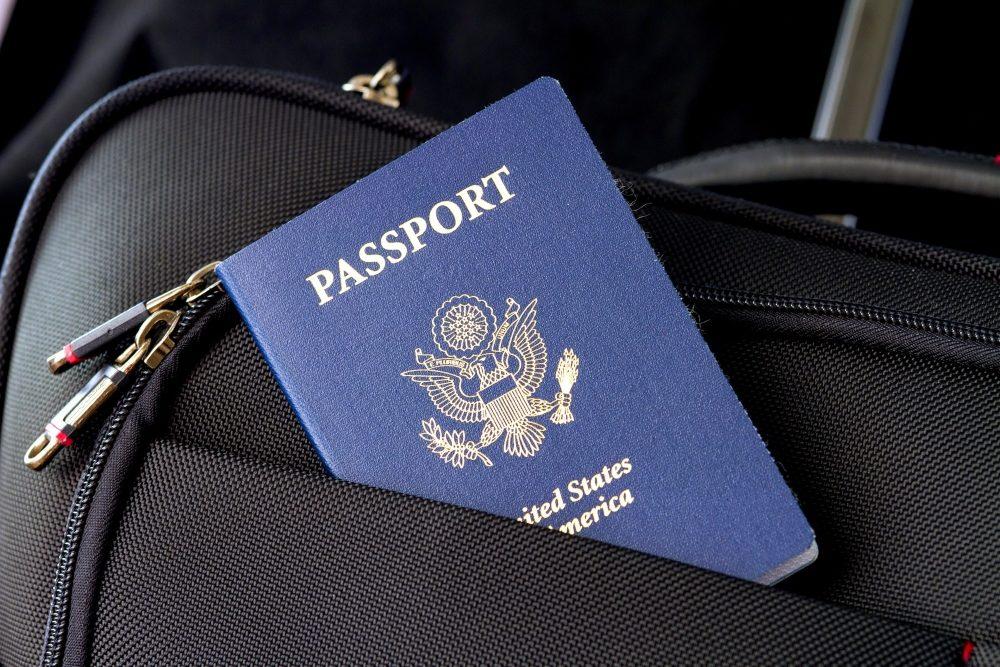Passport (Courtesy of Pixabay)