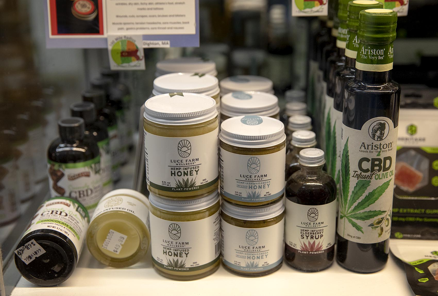 Crackdown On CBD Products Frustrates Mass  Businesses