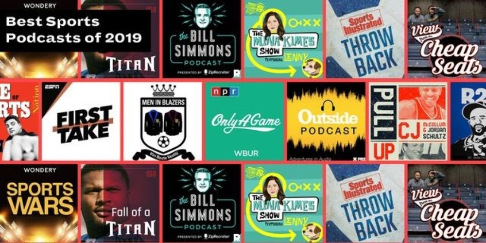 """Only A Game"" featured on Esquire Magazine's 15 top best sports podcasts of 2019 (Courtesy: Esquire Magazine)"