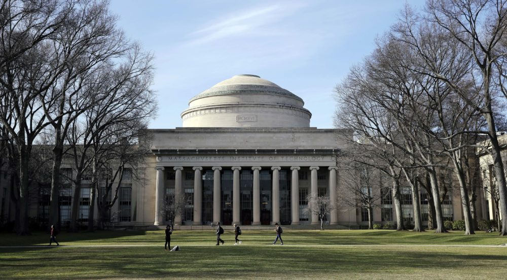 The Massachusetts Institute of Technology campus in Cambridge (Charles Krupa/AP)