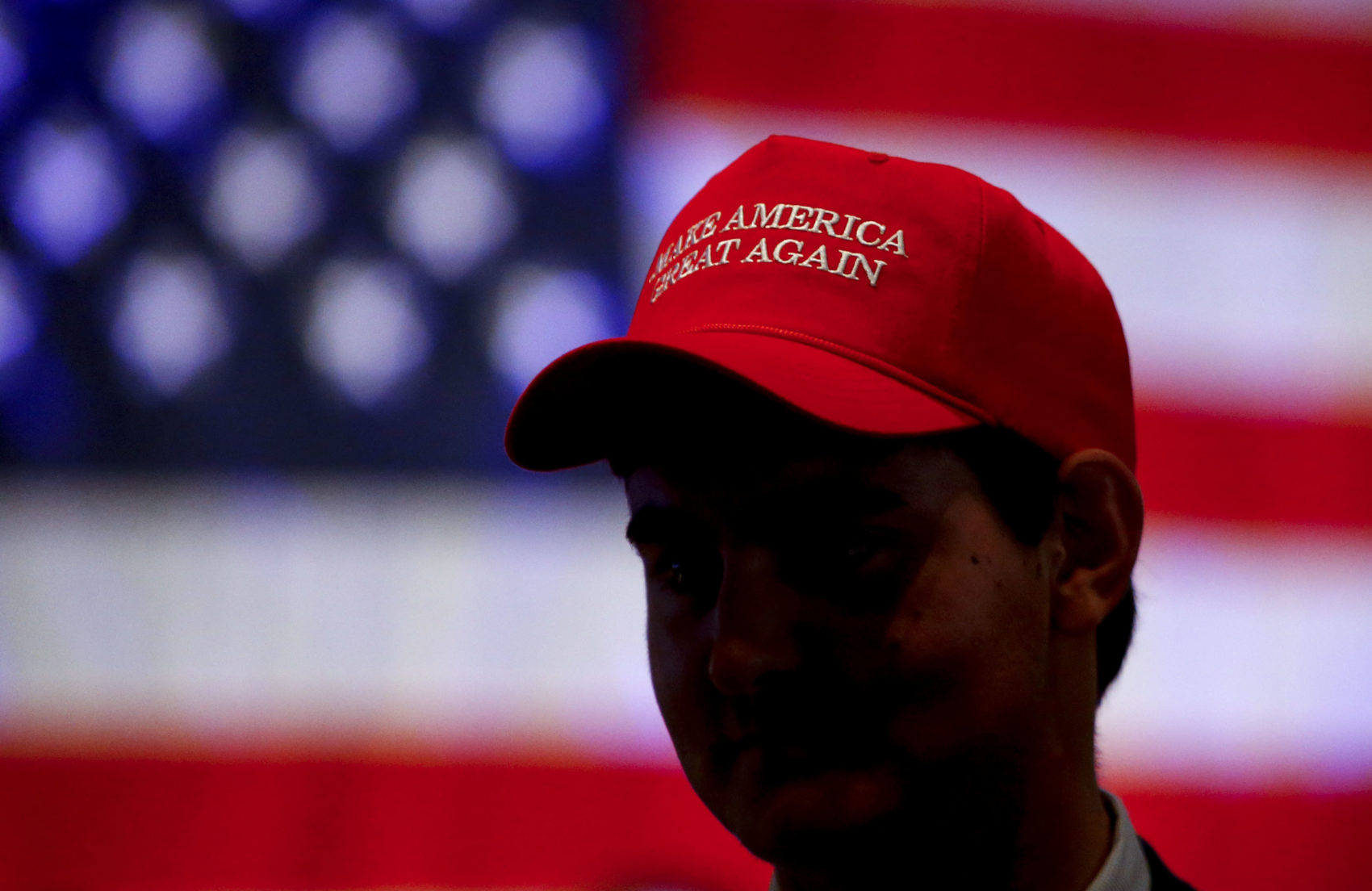 The MAGA Hat Is Not Campaign Swag. It's ...