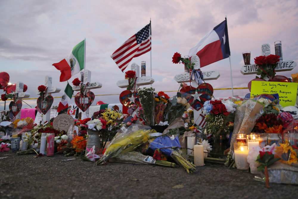 El Paso Grieves After Shooting | Here & Now