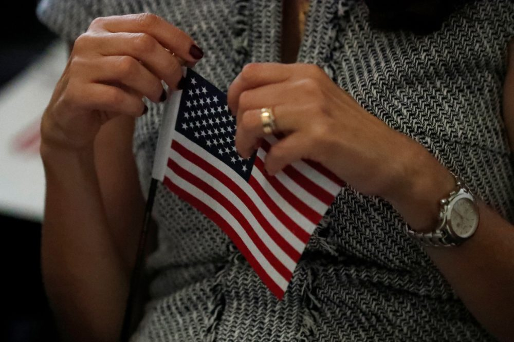 A new poll has found that American values have changed dramatically in the past two decades. (Wilfredo Lee/AP)