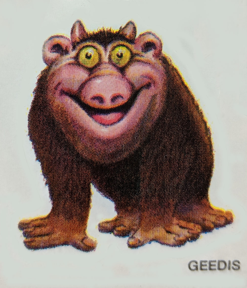 Geedis (Courtesy Stacen Goldman/Framingham History Center)
