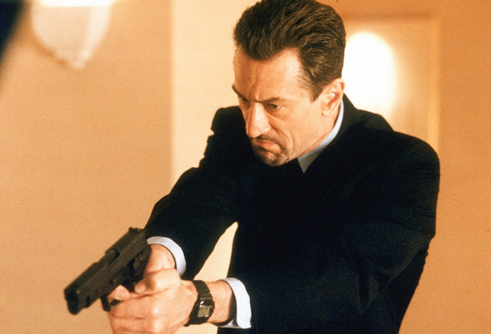 "Robert De Niro as master thief Neil McCauley in Michael Mann's 1995 film ""Heat."" (Courtesy Warner Brothers/Photofest)"
