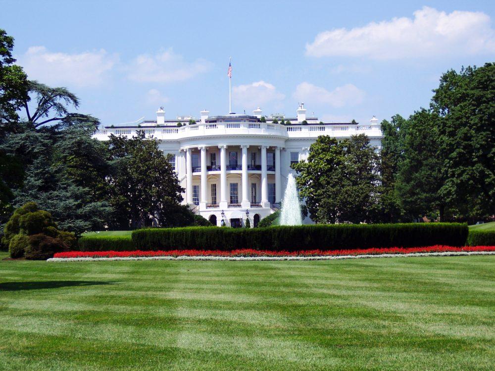 The White House (Pexels Public Domain)