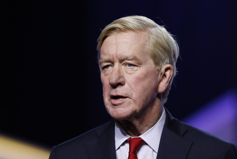 Republican presidential candidate and former Massachusetts Gov. Bill Weld (Carlos Osorio/AP)
