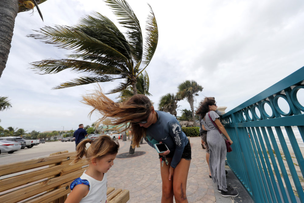 Hurricane Dorian downgraded to Category 4, winds still gusting at 150 miles per hour
