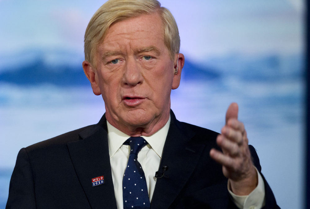 Former Gov. Bill Weld: President Trump has committed 'treason, pure and simple'