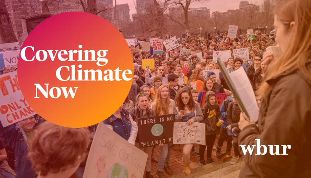 Covering Climate Now: A Call To The Media To Treat Climate Emergency Like One