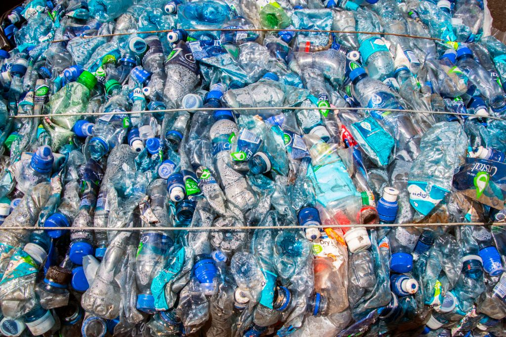 What can and cannot be recycled? (Ezequiel Becerra/AFP/Getty Images)