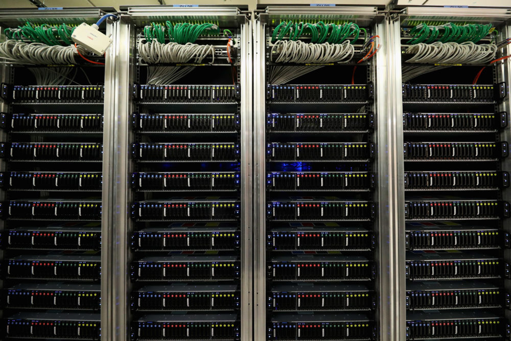 What are the hidden carbon costs of the internet? (Dean Mouhtaropoulos/Getty Images)