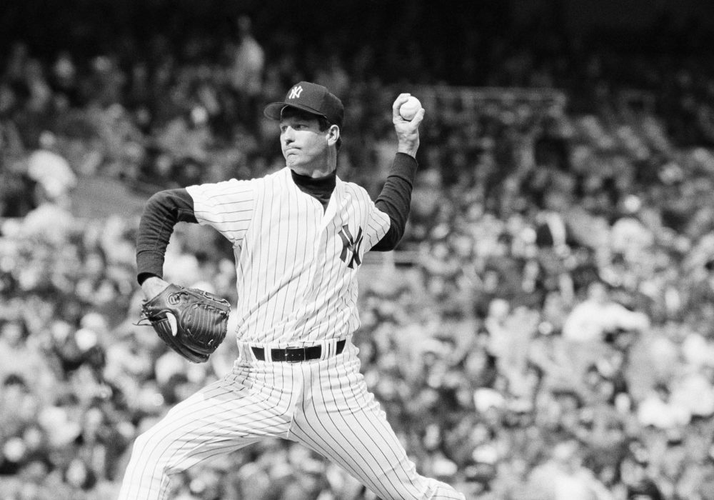 Tommy John committed just 49 errors in 26 seasons. But he struggled defensively on one particular play in 1988. (AP)