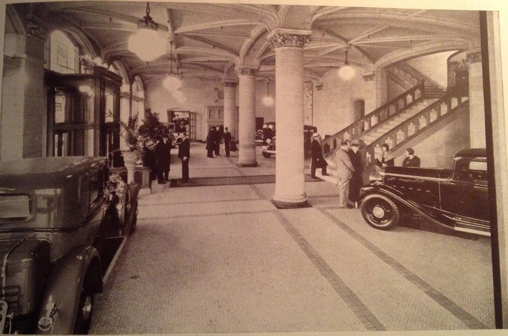 Photos: A Look Back At Commonwealth Avenue's 'Auto Row' | WBUR News